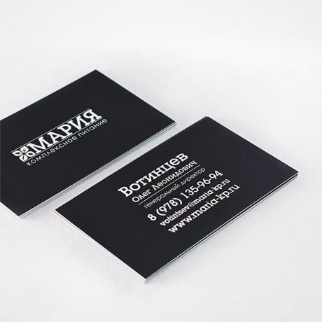Дизайн визиток в Астрахани